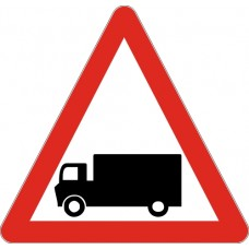 Lorry Sign