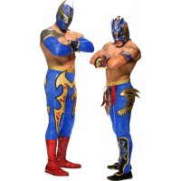 Lucha Dragons